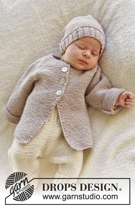 Sleep Tight / DROPS Baby 25-33 - Kostenlose Strickanleitungen von ...