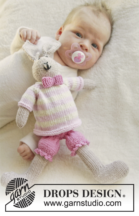 Mrs Bunny Drops Baby 25 36 Kostenlose Strickanleitungen Von