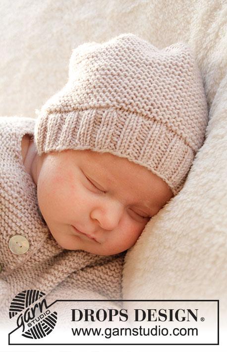 In My Dreams Drops Baby 25 6 Kostenlose Strickanleitungen Von