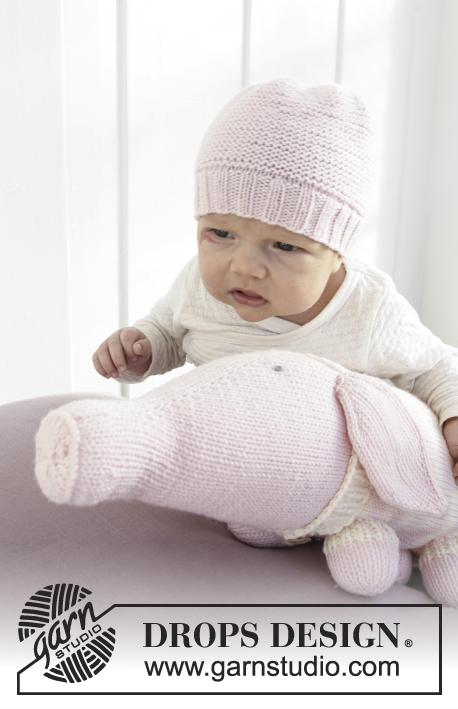Sweet Betty / DROPS Baby 29-10 - Patrones de punto gratuitos por ...