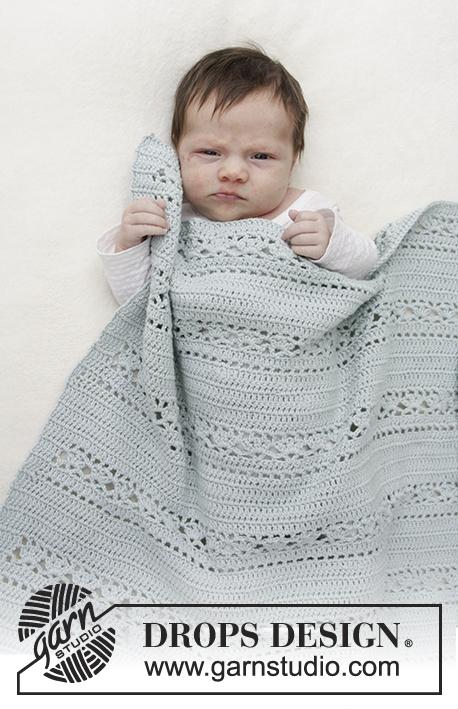 Sleepy Times / DROPS Baby 29-15 - Kostenlose Häkelanleitungen von ...