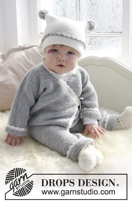 Time For Fun Drops Baby 31 15 Modèles Tricot Gratuits De