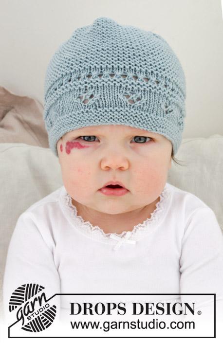 Odeta Hat / DROPS Baby 31-2 - Patrones de punto gratuitos por DROPS ...