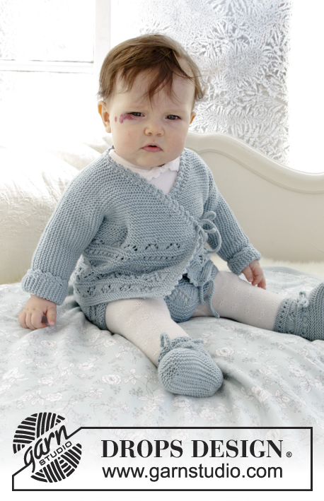 a1055b77188 Odeta   DROPS Baby 31-3 - Free knitting patterns by DROPS Design