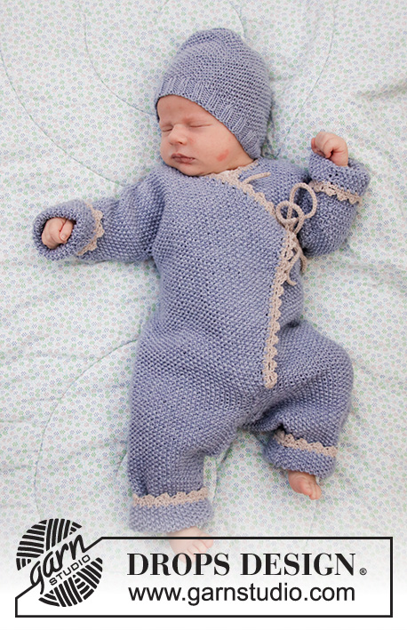 Baby Talk / DROPS Baby 33-30 - Free knitting patterns by