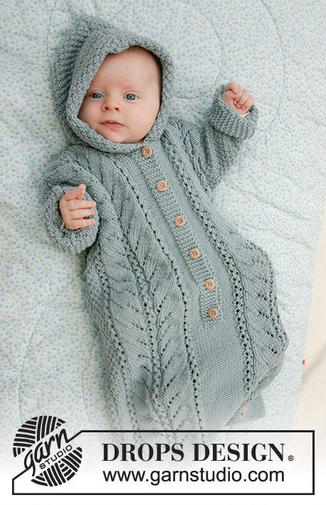 5523830f3 Cable Snooze   DROPS Baby 33-7 - Free knitting patterns by DROPS Design