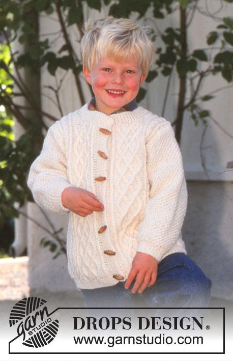 3161dd50f Catalogue DROPS Baby 6 - Free knitting   crochet patterns