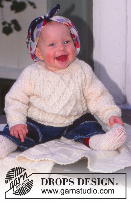 a543243aa Little Pernille   DROPS Baby 6-2 - Free knitting patterns by DROPS ...