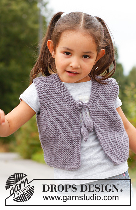 Evelina Drops Children 22 17 Free Knitting Patterns By Drops Design