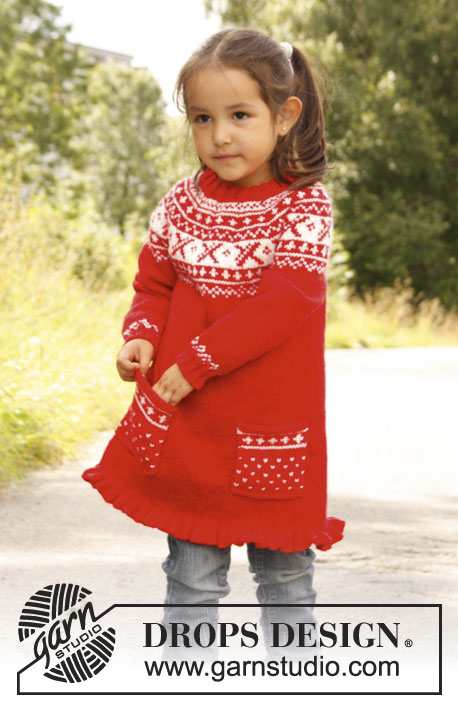 Selina Drops Children 22 20 Free Knitting Patterns By Drops Design