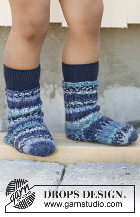 Pitter Patter Drops Children 22 40 Free Knitting Patterns By