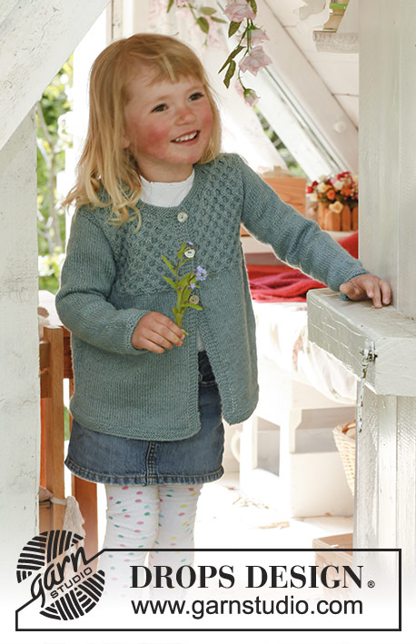 06ccb57a0 My honey   DROPS Children 23-19 - Free knitting patterns by DROPS Design