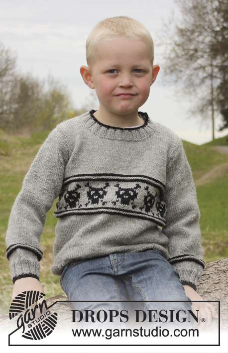 Captain Jack Drops Children 23 26 Free Knitting Patterns By