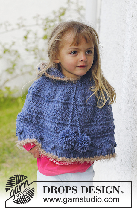 Hermione / DROPS Children 23-47 - Free knitting patterns by DROPS Design