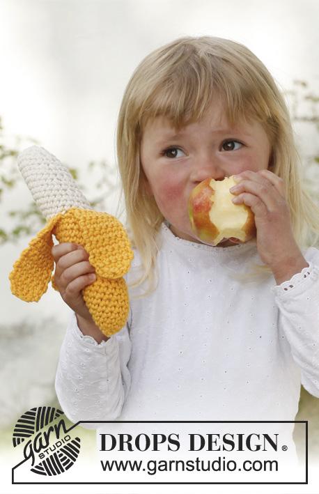 Amigurumi banana pattern | Banana pattern, Crochet fruit, Minion ... | 709x458