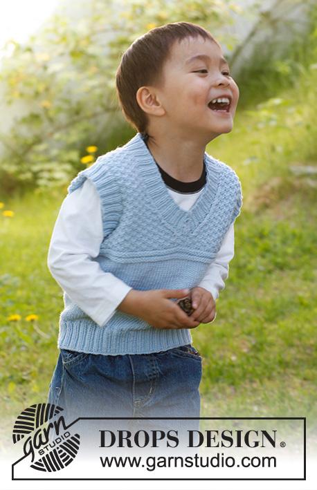 Paul Drops Children 23 8 Gratis Strikkeoppskrifter Fra Drops Design