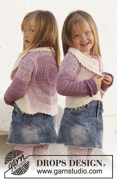 Princess Petal Drops Children 24 1 Modèles Crochet Gratuits De