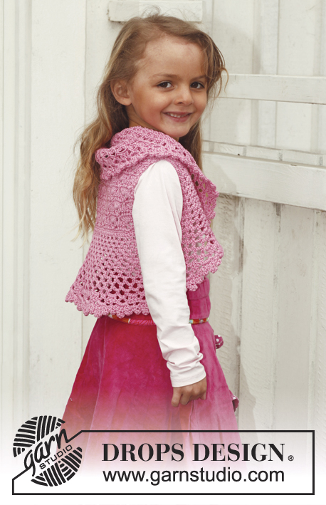 Pink Twist Drops Children 24 19 Gratis Haakpatronen Van Drops Design