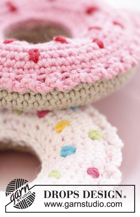 Candy Land Drops Children 24 2 Gratis Haakpatronen Van Drops Design