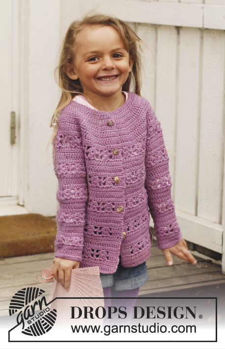 Amelie Smiles Drops Children 24 38 Free Crochet Patterns By
