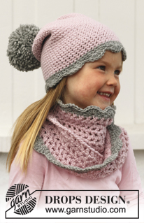 Children Free Knitting Patterns And Crochet Patterns By Drops Design