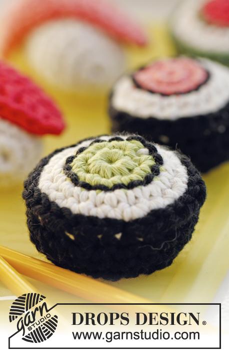 Sushi crochet by CACTUS Creative Studio - Stocksy United | 709x458