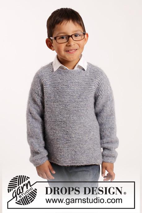 Modest Michael / DROPS Children 26-11 - Gratis ...