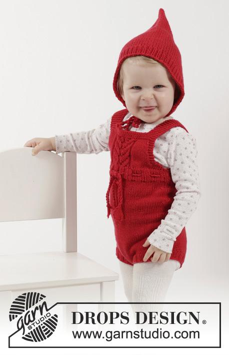 Petit Lutin / DROPS Children 26-17 - Free knitting patterns by ... | 709x458
