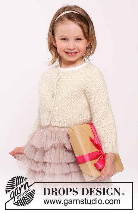 Dear Daisy Drops Children 26 2 Free Knitting Patterns By Drops