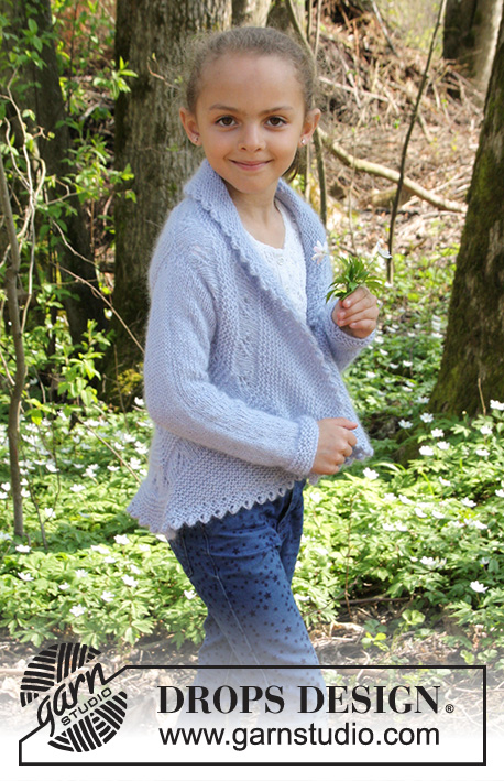 Alvina Drops Children 27 12 Free Knitting Patterns By Drops Design