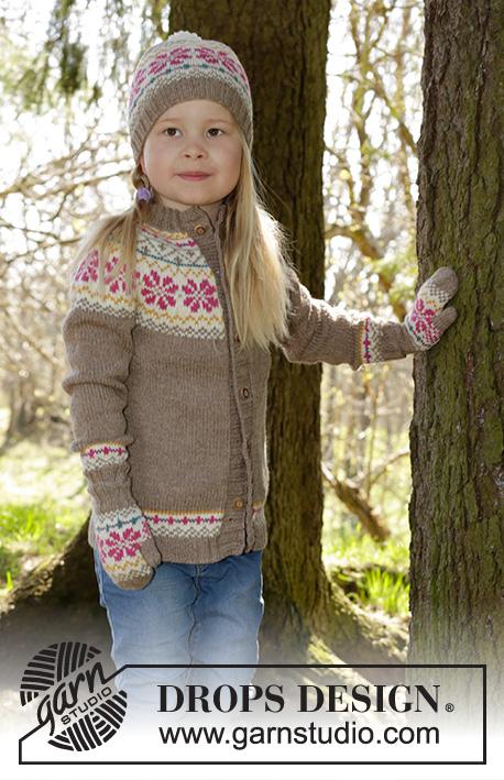 Prairie Fairy / DROPS Children 27-5 - Patrones de punto gratuitos ...