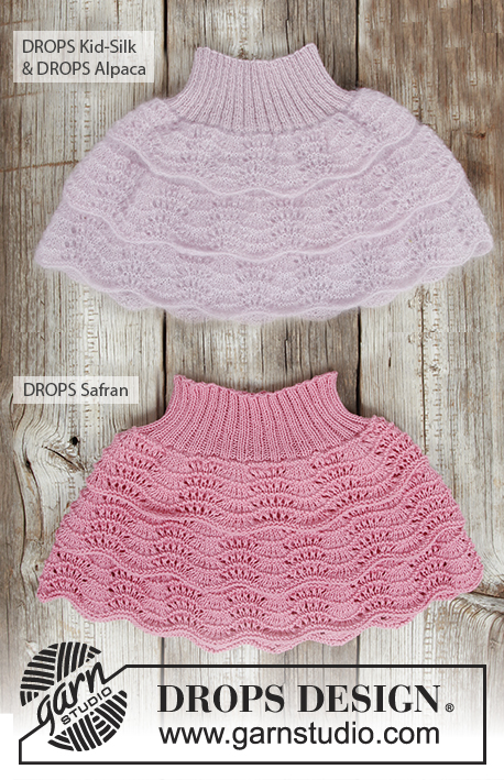 Princess Puff Drops Children 28 2 Free Knitting Patterns By
