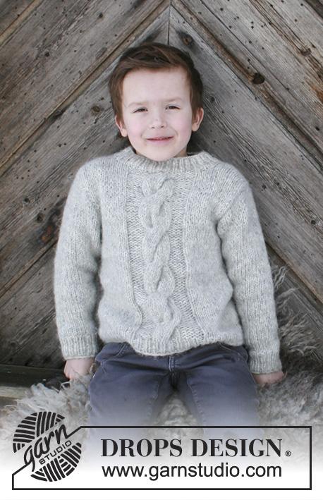 74dc4d340866 Isak   DROPS Children 30-13 - Free knitting patterns by DROPS Design
