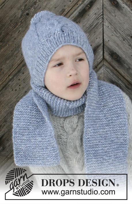 design professionale nuovi speciali varietà larghe The Big Chill / DROPS Children 30-17 - Modelli di maglia ...