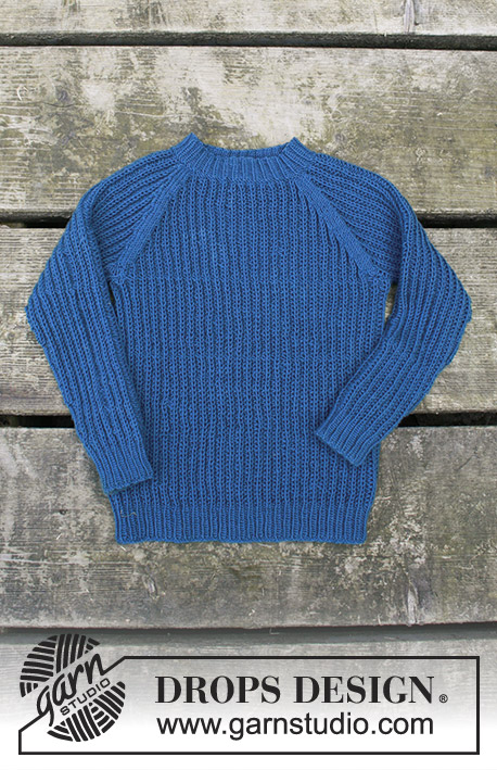 Perkins Drops Children 30 9 Free Knitting Patterns By Drops Design