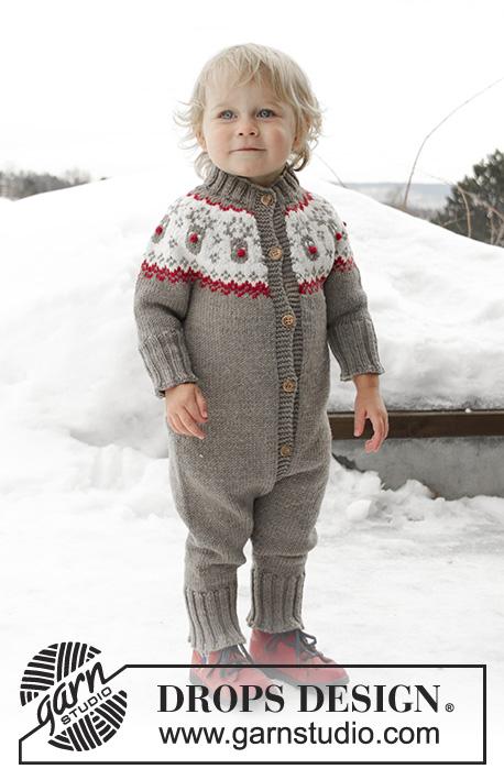 Run Run Rudolph   DROPS Children 32-3 - Modelli di maglia gratuiti di DROPS  Design a608da622de0