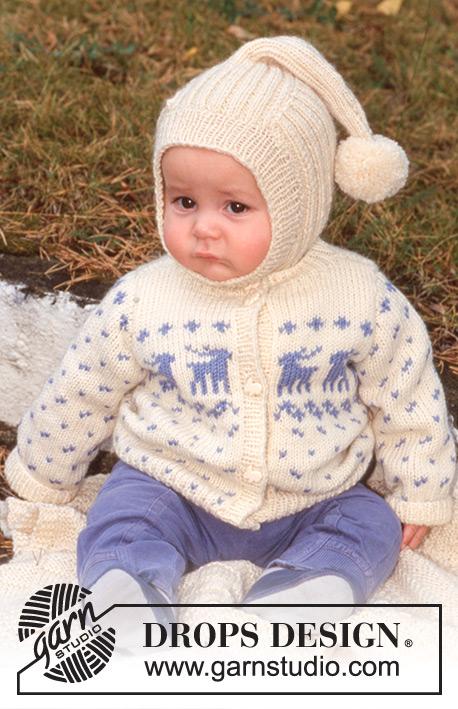 d2817e27e2d Little Dancer   DROPS Children 9-20 - Free knitting patterns by DROPS Design