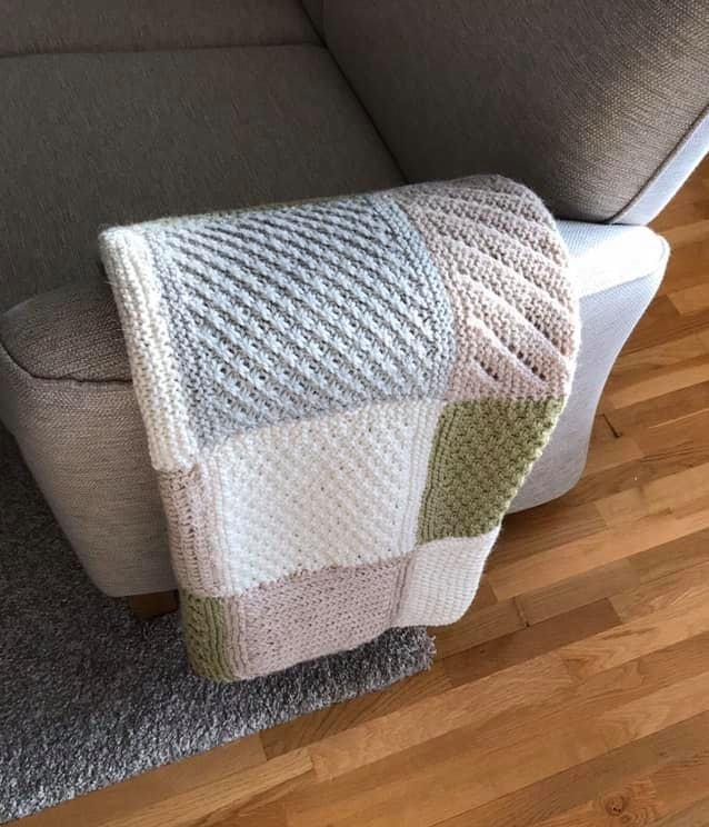 A Patch Of Comfort Drops 157 21 Gratis Breipatronen Van Drops Design