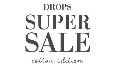 Sommerbarn - DROPS Super Sale - bomull edition