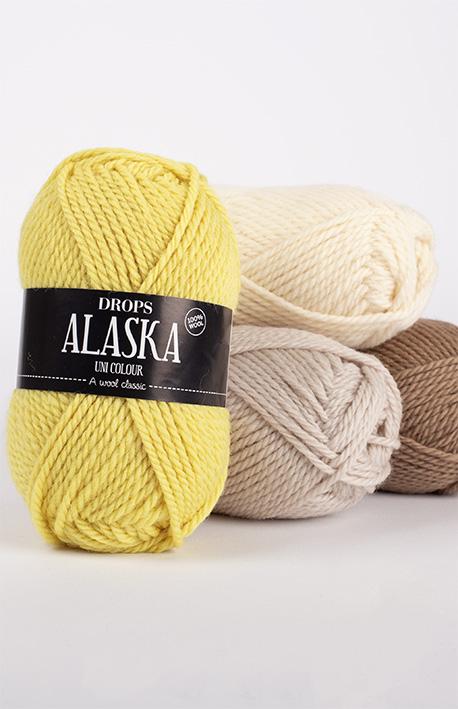 79229a0a DROPS Alaska - En ull-klassiker!