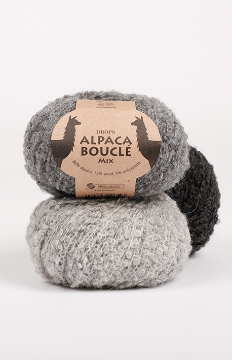 Product image yarn AlpacaBoucle