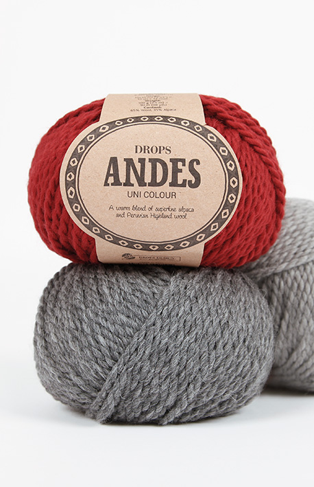 Product image yarn Andes