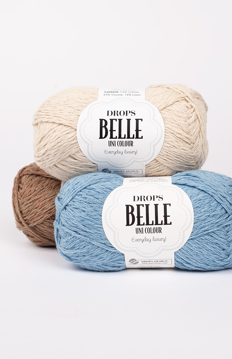 Product image yarn Belle