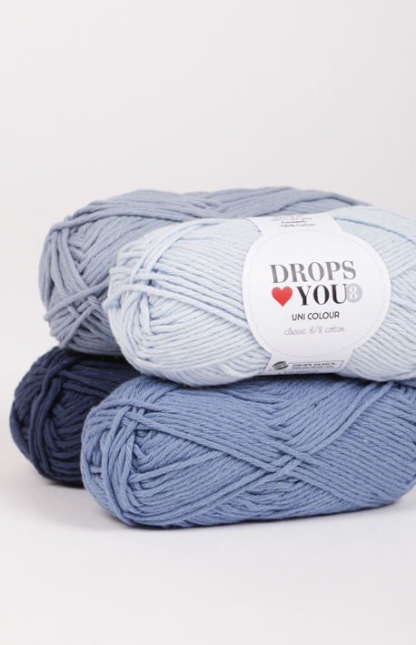 DROPS ♥ You #8 - Algodón clásico 8/8