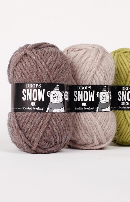 Dark Grey #14 Drops Yarn Eskimo