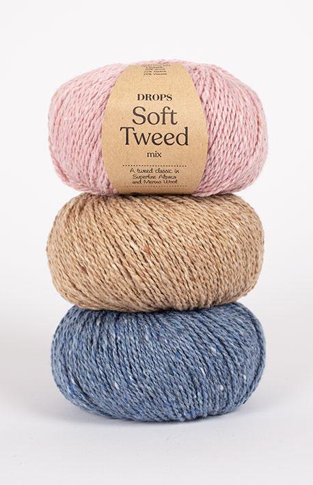 DROPS Soft Tweed Eks-4-2