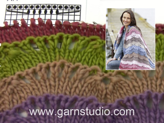 How to knit A.1 in DROPS 163-17 (Tutorial Video)