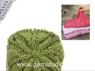 Piegare Gli Asciugamani A Forma Di Animale : Come lavorare linizio dellasciugamano in drops 170 36 tutorial video