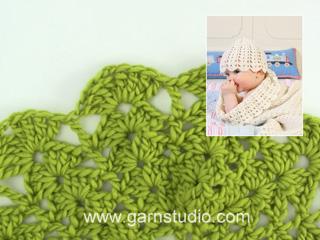Wie Man Den Rand Für Die Decke Baby Drops 19 6 Häkelt Tutorial Video