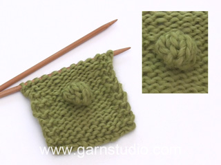 7d8009361541 How to knit a bubble (Tutorial Video)